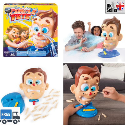 Pimple Pete Kids Family Game Gross-out Silly Fun Hilarious Christmas Toy Gift