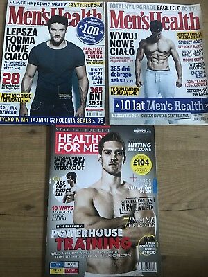 men s health magazine july 2018 brand new 2 49 picclick uk