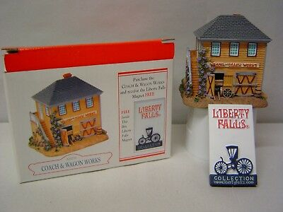 "Liberty Falls Collection ""ah231 Coach & Wagon Works"""