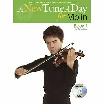 Boston Music - A New Tune A Day: Violin Book 1 (CD Edition)