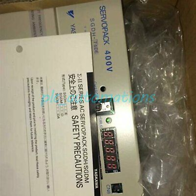 New in box Yaskawa servo driver SGDH-75DE SGDH75DE 1 year warranty