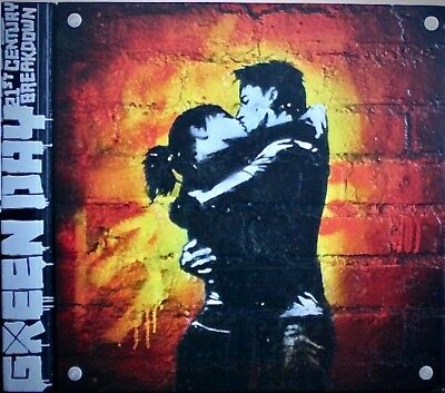 "REPRISE 3x10""+CD Box 518069-1: Green Day ‎– 21st Century Breakdown - 2009 SEALED"