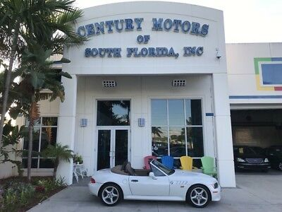 1998 BMW Z3  Two Toned Heated Leather Bucket Seats CD Fog Alloy ASC