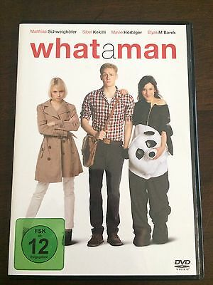 DVD What A Man TOP!!!