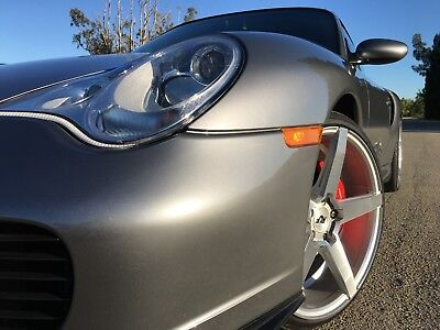2001 Porsche 911 911 996 RuF Rturbo coupe 23K ACTUAL MILE PORSCHE 911 996 RuF Rturbo $151,525 ORIGINAL LIST 150 PHOTOS!