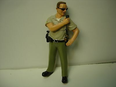 Sheriff - Brad - 1/18 scale figure/figurine for your garage - AMERICAN DIORAMA