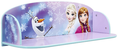 Delta Children Disney Frozen Bookshelf, Kids Bookcase & Storage Unit ANNA & ELSA