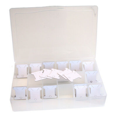 Embroidery Thread Organiser with 50 Bobbins | Sewing Online GA3003-L