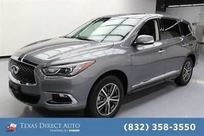2018 Infiniti QX60  Texas Direct Auto 2018 Used 3.5L V6 24V Automatic FWD SUV Premium