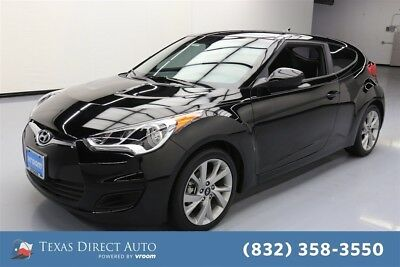 2016 Hyundai Veloster  Texas Direct Auto 2016 Used 1.6L I4 16V Automatic FWD Hatchback Premium
