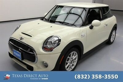 2015 Mini Hardtop S Texas Direct Auto 2015 S Used Turbo 2L I4 16V Automatic FWD Hatchback Premium