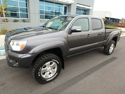 2014 Toyota Tacoma TRD Sport 4WD 2014 Toyota Tacoma TRD Sport 4WD Ready To Go!! Low Miles Super Clean Must See!!