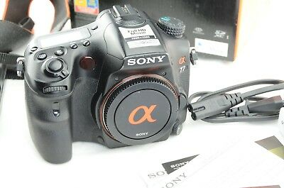 Sony Alpha SLT-A77V 24.3MP Digital SLR Camera Sony a77, !!!!!! lesen /read !!!!