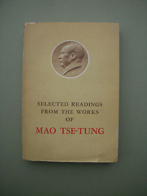 Selected Readings from the works of Mao Tse-Tung - Peking, 1967