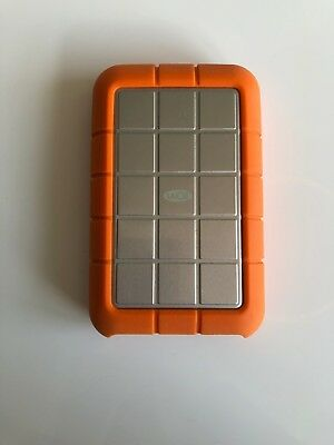 Lacie Rugged Triple Mini 500 Gb Usb 3 0 Portable External Hard Drive