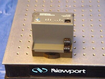 National Instruments FP-1600 Ethernet Fieldpoint Network Controller Interface NI