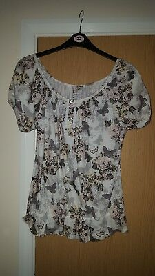 Next Ladies Top Size 10