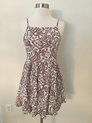 904c3a4d464 NEW Sadie   Sage Slip Dress Or Long Top Floral Junior Size Large Women s ...