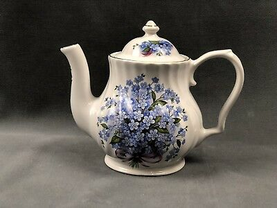 England Crown Heritage Antique Teapot