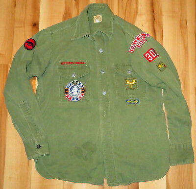 Boy Scout shirt - Blue Mountain Council - Walla Walla RWS