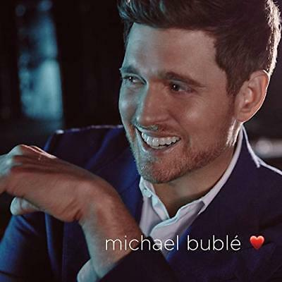 Michael Buble CD - Love -  ❤️ (2018) - Brand New - Factory Sealed
