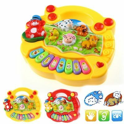 Toys For Girls Kids Children Musical Piano for 3 4 5 6 7 8 9 10 Years Olds Gift