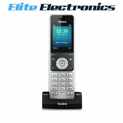 Yealink W56H Cordless Dect Ip Phone Handset For Use With W60P