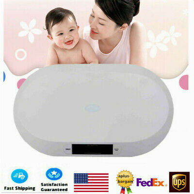 Digital Smart Tare Baby Scale Body Weight for Baby 20kg/44lbs High Precision HOT