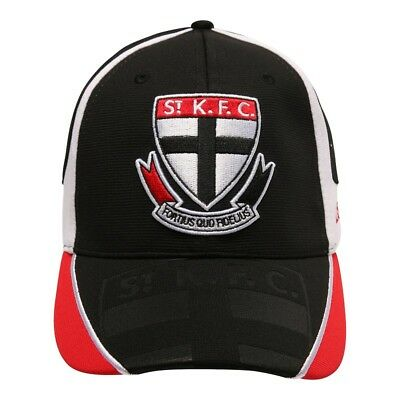 St Kilda Saints AFL 2019 Premium PlayCorp Cap / Hat BNWT's!