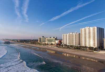 Wyndham Ocean Walk Daytona Beach 2 Bedroom Deluxe January 13-18