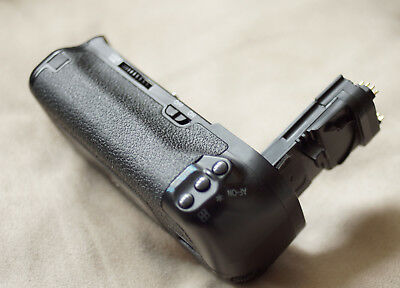 Replacement Vertical Battery Grip Holder For Canon EOS 60D Camera BP-60D