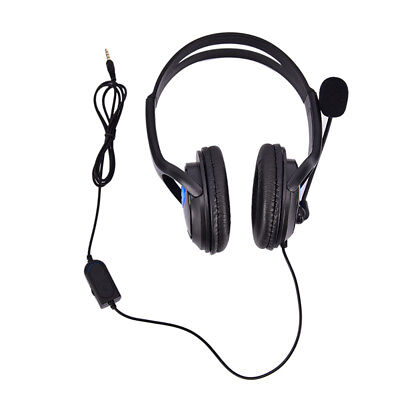 Wired Gaming Headset Headphones with Microphone for PS4 PC Laptop Mac Phone Nice
