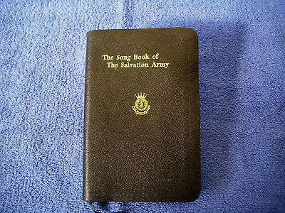Vintage Song Book of The Salvation Army Great Condition c1986 481 Pages