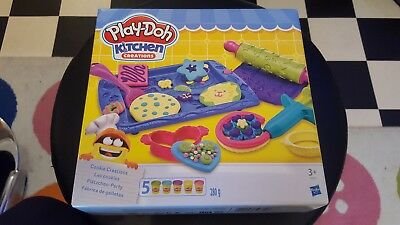 Play doh kitchen - Cookie creations
