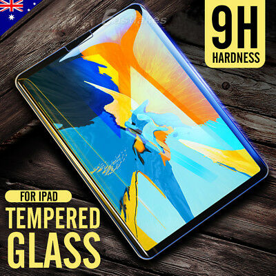 For Apple iPad Pro 2018 11/12.9 Ultra HD Clear Tempered Glass Screen Protector