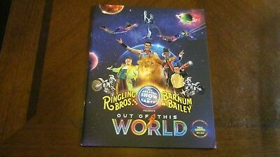 Ringling Brothers and Barnum & Bailey Circus Out of this World