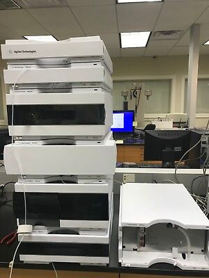 Agilent 1260 Infinity RI HPLC System in excellent condition