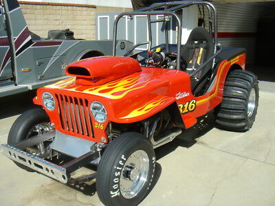 Sand Jeep, Willy's Jeep, Dune Buggy, Sandrail, Sand Drag Jeep, Jeep, Off Road