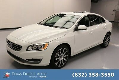 2018 Volvo S60 Inscription Texas Direct Auto 2018 Inscription Used Turbo 2L I4 16V Automatic AWD Sedan
