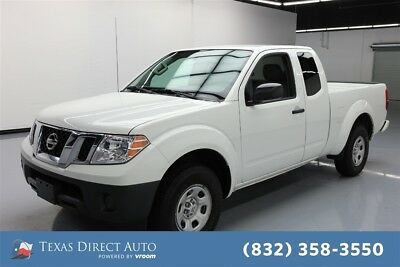 2017 Nissan Frontier S Texas Direct Auto 2017 S Used 2.5L I4 16V Automatic RWD Pickup Truck