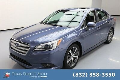 2016 Subaru Legacy 2.5i Limited Texas Direct Auto 2016 2.5i Limited Used 2.5L H4 16V Automatic AWD Sedan