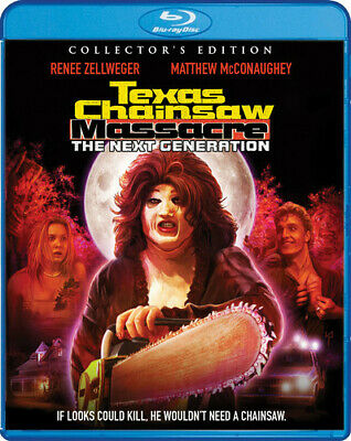 Texas Chainsaw Massacre: Next Generation Blu-ray