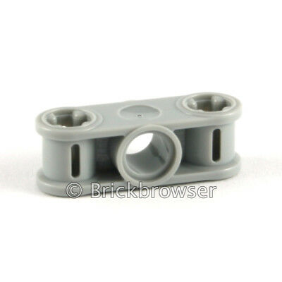 NEW LEGO Part No. AKA: Light Bluish Grey 14704 in Med Stone Grey