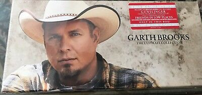 New Garth Brooks The Ultimate Collection CD 10 discs box set 2016 NIB sealed HOT