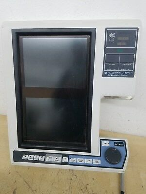 Puritan Bennett 840 Ventilator System Display Monitor