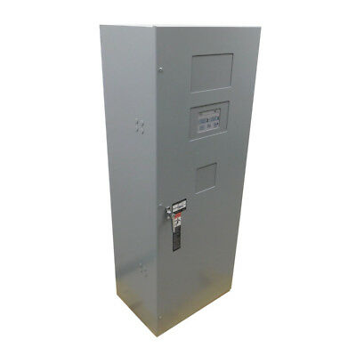 NEW ASCO Series 300 Automatic Transfer Switch J-Design 600A 4-Pole 3-Phase 480V