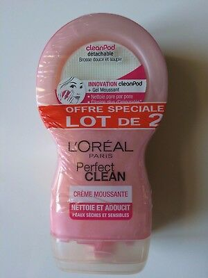 Lot de gommage exfoliant