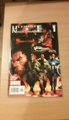 Ultimate Nightmare #1  Marvel Comics