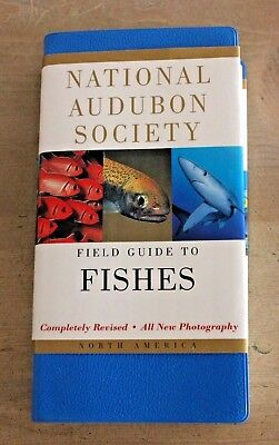 National Audubon Society Field Guide to Fishes North America Book © 2002