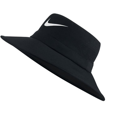 82cb4adf64c Nike Unisex UV Cap Bucket Hat-Color Black Size Medium Large
